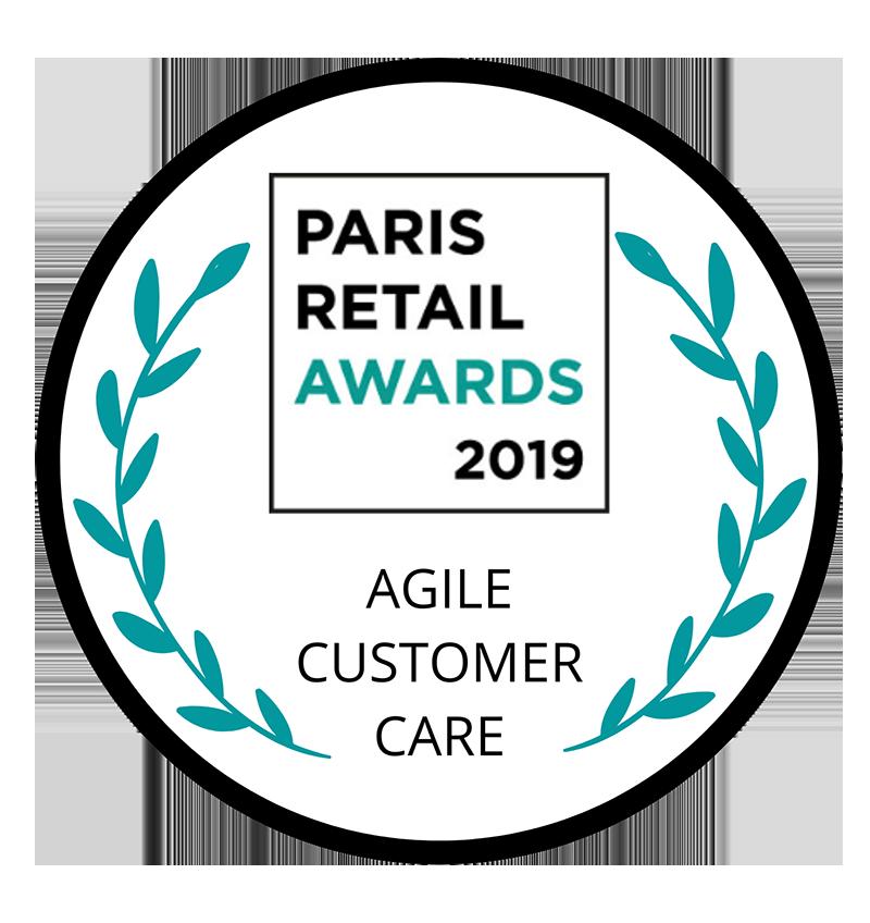 Paris retail week award 2019